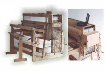 """Weaving equipment Louet Megado 70 - 27.5"""" 16 shaft"""