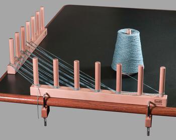 Weaving equipment Louet Warping Posts Lacquered