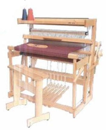 "Weaving equipment Louet Spring 44"" 8 shaft loom"