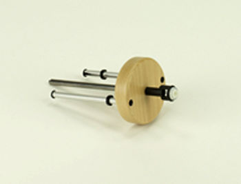 Spinning equipment Louet Hi-Speed Flyer with Scotch Tension w/sliding hooks