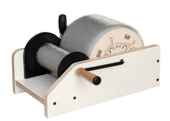 """Spinning equipment Louet 8"""" Classic Drum Carder"""