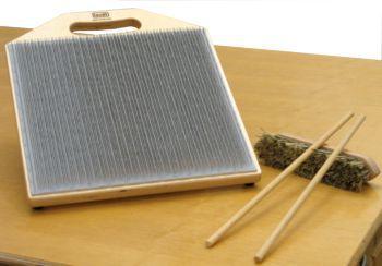 Spinning equipment Louet Blending Board