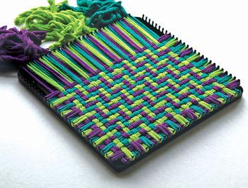 Weaving equipment Harrisville Potholder Pro Loom