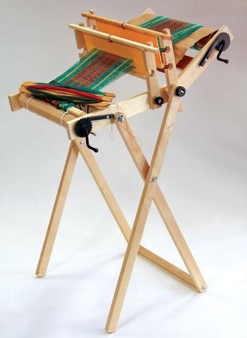 "Weaving equipment Glimakra Emilia 19"" Rigid Heddle Loom"