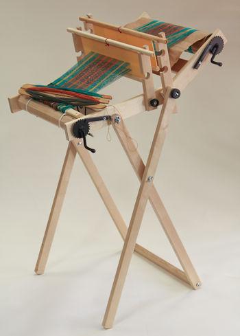 "Weaving equipment Glimakra Emilia 13.5"" Rigid Heddle Loom"