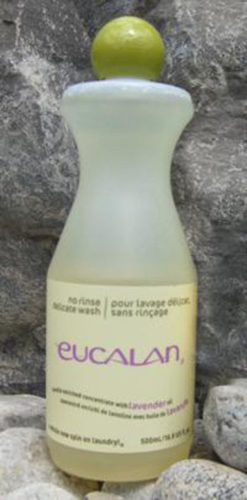 Multi-Craft equipment Eucalyptus Eucalan Wool Wash 16.9 oz bottle