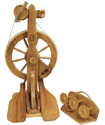 Spinning equipment Majacraft Rose Spinning Wheel