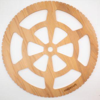 "Weaving equipment Majacraft 18"" Circular Weaving Loom"