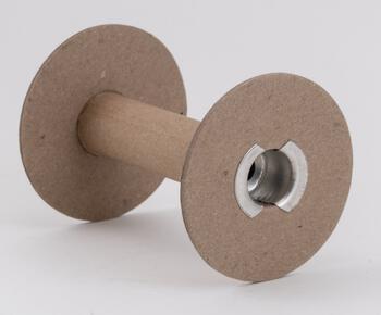 "Weaving equipment Cardboard Spools 4"""