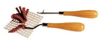 Rug Making equipment Straight Latch Hook