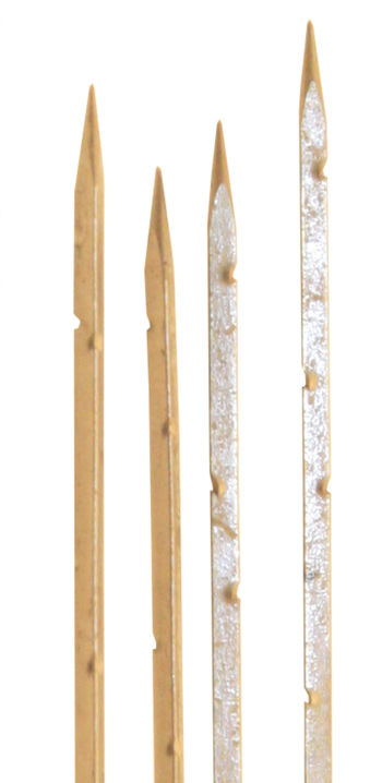 Felting equipment 4 - 38 gauge 3 barb Triangular Felting Needles