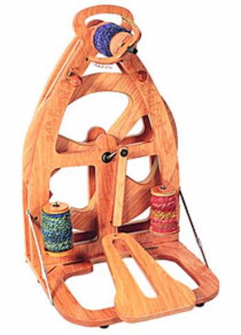 Spinning equipment Ashford Joy 2 Spinning Wheel, Single Treadle
