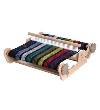 "Weaving equipment Ashford SampleIt 16"" Rigid Heddle Loom w/built in second heddle option"