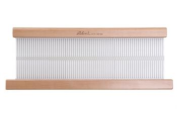 "Weaving equipment Ashford 12"" Knitters Loom  -  Rigid Heddle Reed 12.5 dent"