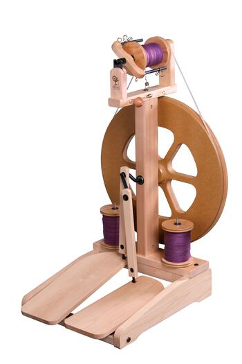 Spinning equipment Ashford Kiwi Spinning Wheel 2, Unfinished