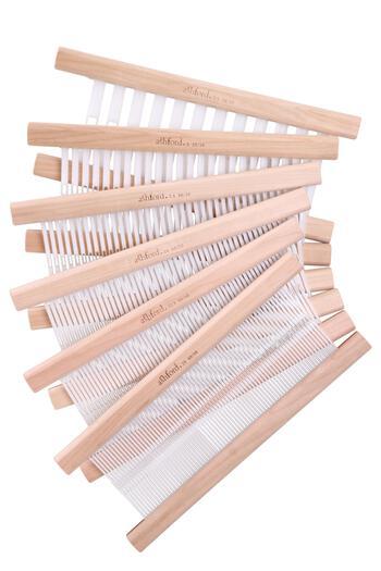 "Weaving equipment Ashford SampleIt 8"" Rigid Heddle Loom 10 dent"