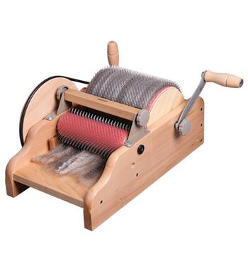 Spinning equipment Ashford Drum Carder - Coarse 36 pts/in