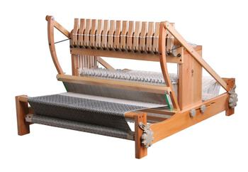 """Weaving equipment Ashford 24"""" 16-Shaft Table Loom"""