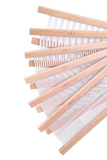 """Weaving equipment Ashford 32"""" Rigid Heddle Loom  -  Rigid Heddle Reed 7.5 dent"""