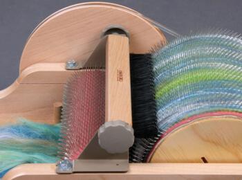 Spinning equipment Ashford Packer Brush - Standard Drum Carder
