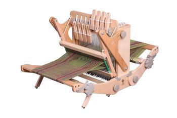 "Weaving equipment Ashford Katie 12"",  8-Shaft Table Loom"