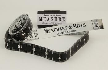 Multi-Craft equipment Merchant and Mills Bespoke Tape Measure