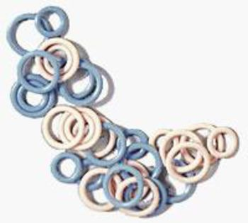 Knitting equipment Clover Small Ring Markers