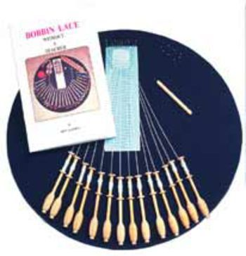 "Bobbin Lace and Tatting equipment 16"" Ethafoam Bobbin Lace Pillow"