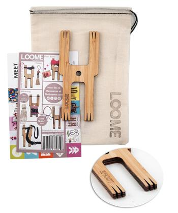 Weaving equipment Loome Tool w/Muslin Bag