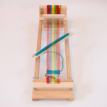 "Weaving equipment Beka 4"" Rigid Heddle Loom"