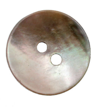Multi-Craft equipment Pink Pearl Button 3/4""