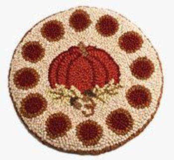 Multi-Craft patterns Pumpkin Patch Pattern Hooking Pattern
