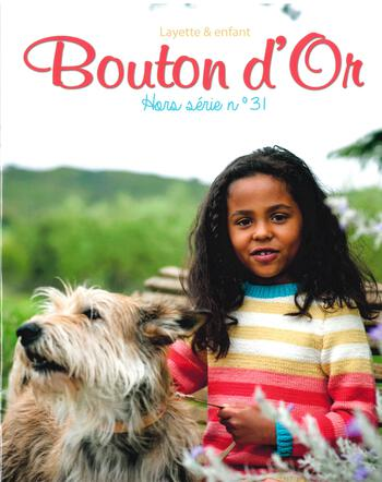 Knitting books Bouton d'Or No. 31
