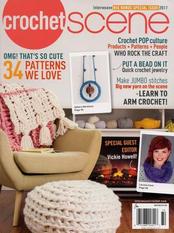 Crochet magazines Crochet Scene