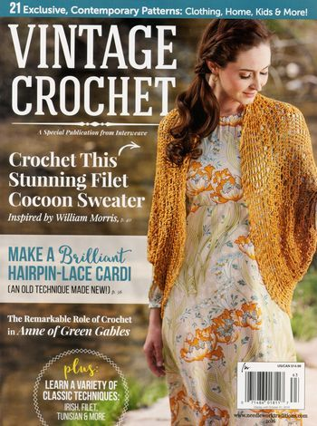 Crochet magazines Clearance - Vintage Crochet - A Special Publication from Interweave