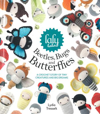 Crochet books lalylala's Beetles, Bugs, and Butterflies