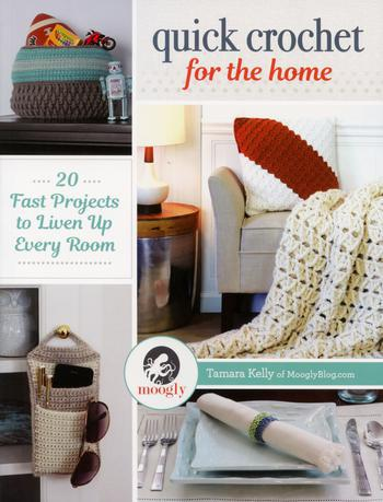 Crochet books Quick Crochet for the Home