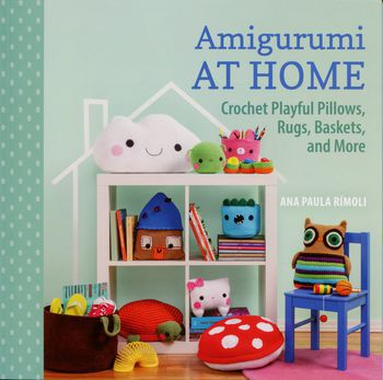 Crochet books Amigurumi At Home