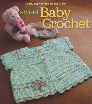 Crochet books Sweet Baby Crochet
