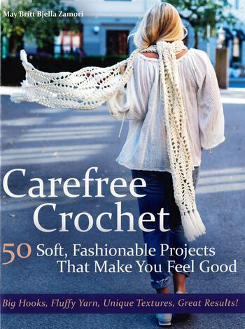 Crochet books Carefree Crochet