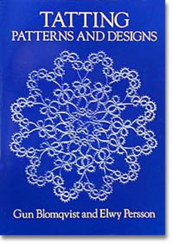 Bobbin Lace and Tatting books Tatting Patterns and Designs