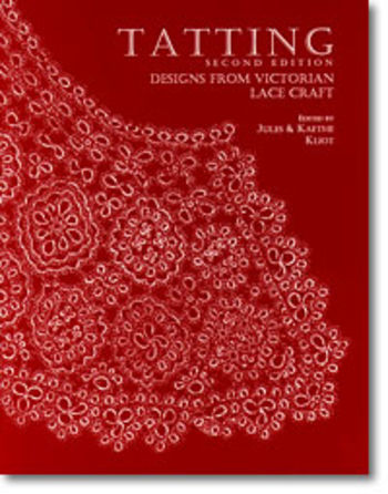 Bobbin Lace and Tatting books Tatting Designs from Victorian Lace Craft*2nd Edition