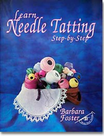 Bobbin Lace and Tatting kits Learn to Tat 3 Needle Set