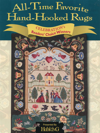 Rug Making books All-Time Favorite Hand-Hooked Rugs