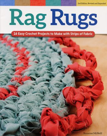 Rug Making books Rag Rugs