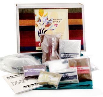 Dyeing kits Earthues: Botanical Natural Dye Kit