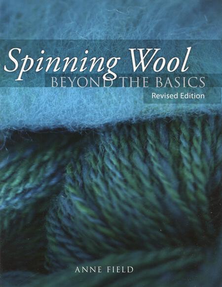Spinning books Spinning Wool Beyond The Basics