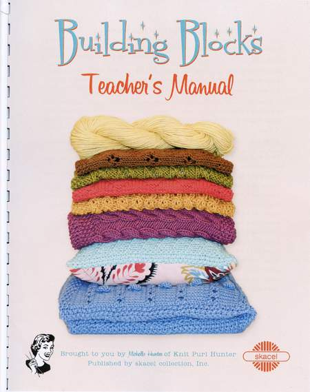 Building Blocks Booklet By Michelle Hunter