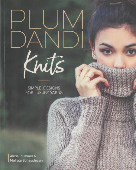 Knitting books Plum Dandi Knits