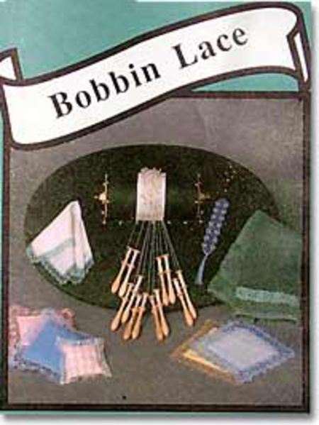 Bobbin Lace and Tatting cd-dvd DVD Bobbin Lace
